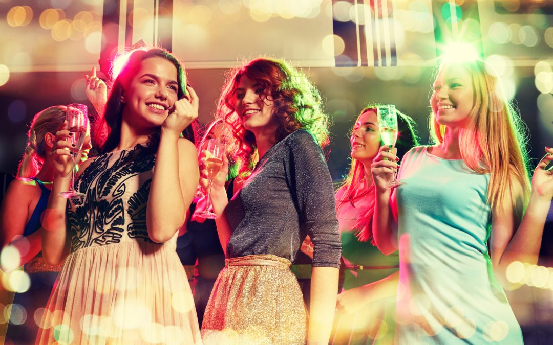 Spray Tan Parties for Bachelorette, Bridal and Girls Night Out Parties