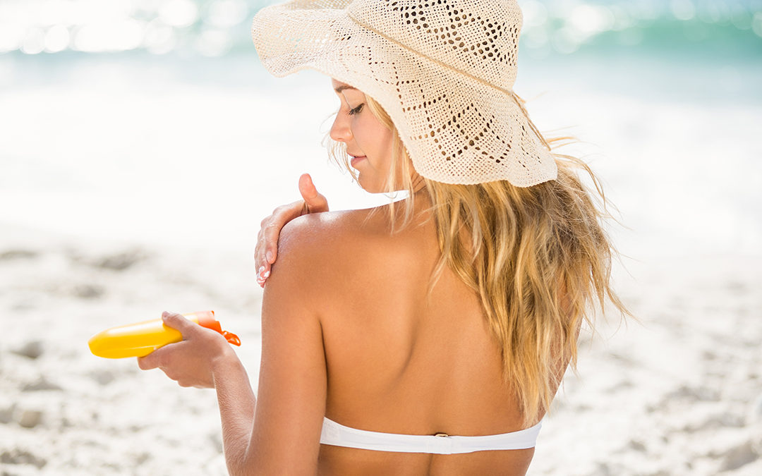 best sunscreens for your spray tan