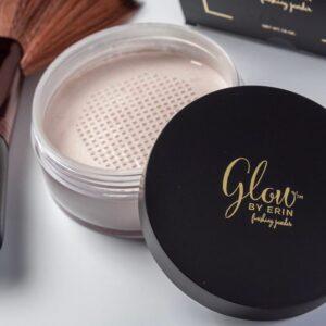 Glow by Erin, Powder and Brush Kit