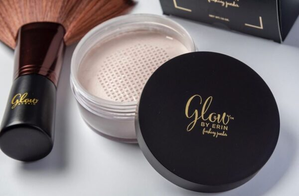 Glow by Erin, Powder and Brush Kit